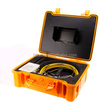 FDL-9000A CCTV Commercial Tube Inspection Camera System With 512HZ Locator