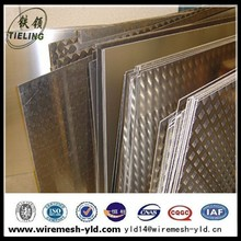galvanized perforated steel ceiling plank of 3D wallpaper ceiling