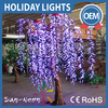 2016 white outdoor led artificial tree/led weeping willow tree lighting