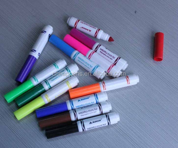 new style watercolor mini marker pen for kids use