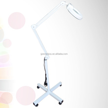 Salon Mag Light Lamp with 4-star stand