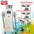 2016 Newest Design 6IN1 Cavitation RF Freezelipolysis Fat Blaster LAVATRON RF Device