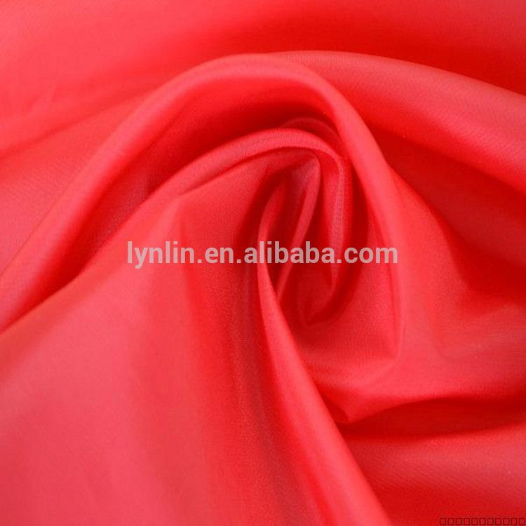 online shopping Polyester taffeta 400T 0.08 ribstop with transparent pvc laminated windcheater fabric