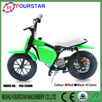 cheap cool children mini bike 250w