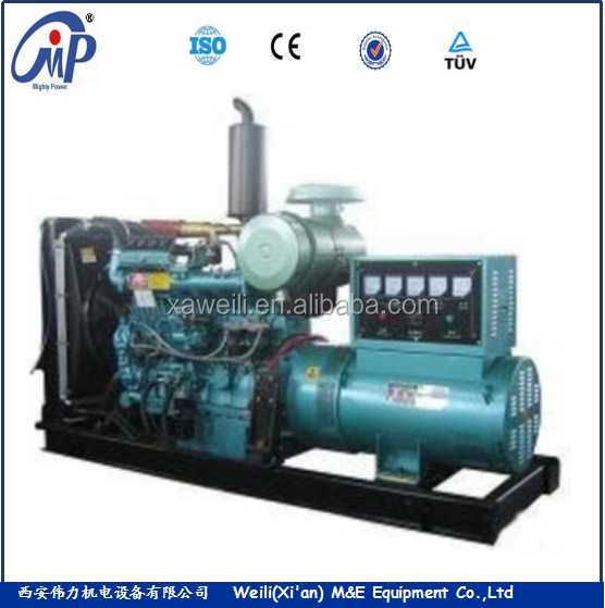 AC Three Phases output open type 30kva 24KW 1875kva 1500KW Diesel Genset generator