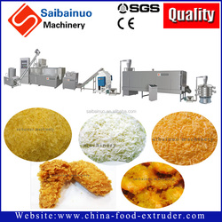 Panko crumb bread crumbs manufacturer machinery/production line