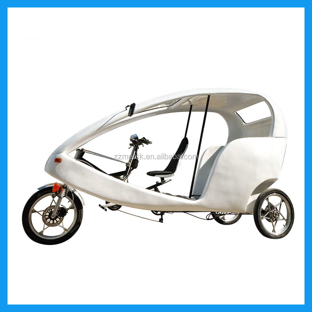 3 Wheel Passenger Transport Electric Vehicle