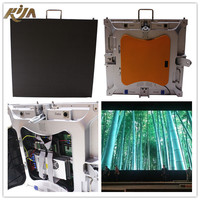 Easy electronics project clear p6 nightclub led screen
