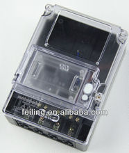DDSY-2045-2 single phase abs ip54 waterproof electric meter case
