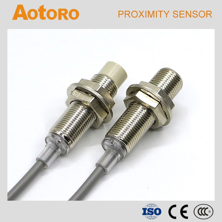 inductive sensor for metal detection TR12-2AO M12 plastic detector sensor n2 sensor