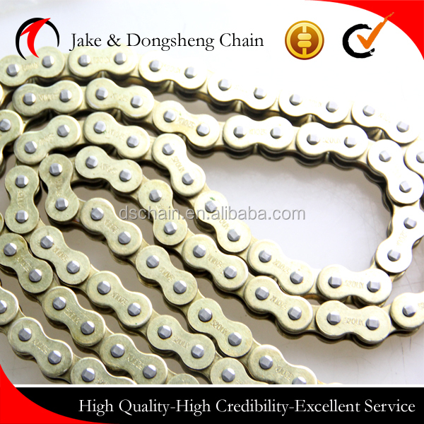 high quality 40MN heavy duty automobile chains reinforced motor chains 420H