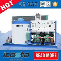 beautiful small snow industrial ice maker machine