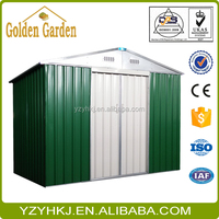 skillfulo manufactured plastic lifetime garden shed