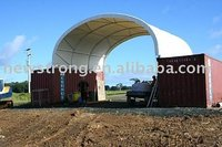 Super 40' Container Canopy