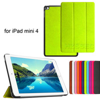 Best Design Tablet Flip 7.9inch Case Wholesale Price Wallet Leather Cover For Ipad Mini4