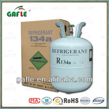 Export r134a gas & HFC