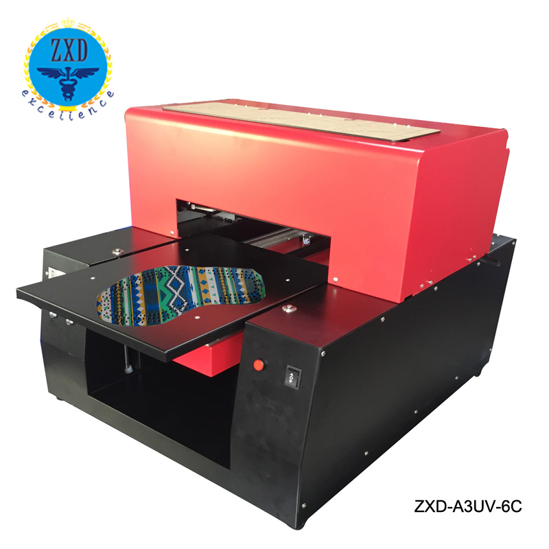 A3 uv printer used in plastic card transparent business card specification cellphone case printing machine reheart