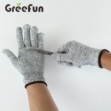 Wholesale Cut Proof Hand Protection Working Safty Gloves for Yard-work , Cut Resistant Kitchen Glove for Cutting and Slicing