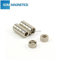 Magnetic Materials Rare Earth & Products N52 Factory Supply Neodymium