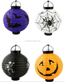 Battery - operated hot sale paper halloween paper lantern
