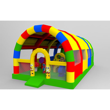 Cheap inflatable bouncer game kids commercial PVC inflatable bouncy castle