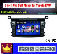 8 inch Car DVD Player for Toyota RAV4