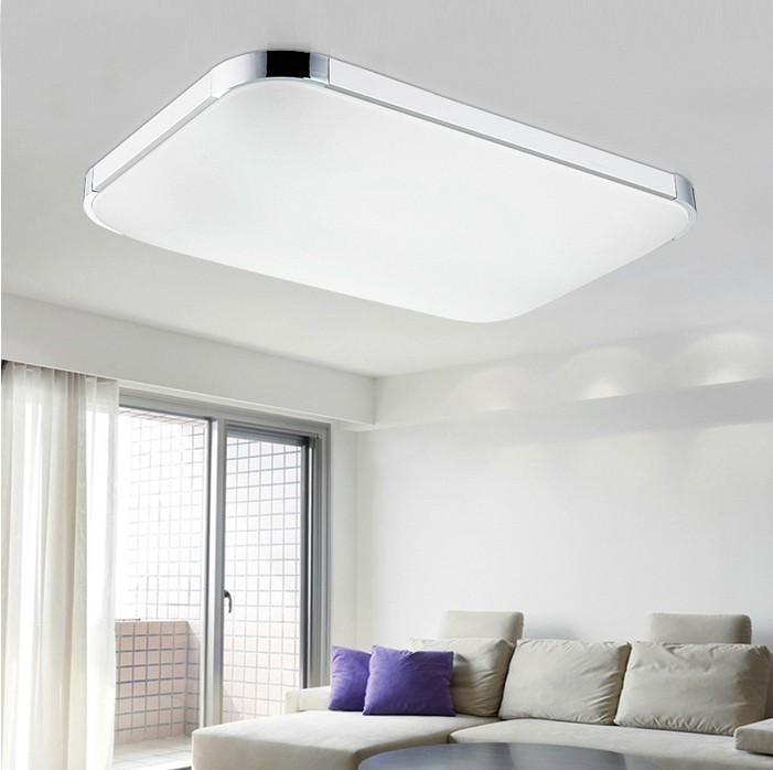 Alibaba Modern Ceiling Lights : Modern led ceiling light square w cm