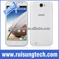DOOGEE DG600 6.0 Inch QHD 960*540 MTK6572W Dual Core 1.3GHz 512MB+4GB Android 4.2 3800mAh 3G Mobile phones Wifi Multi language