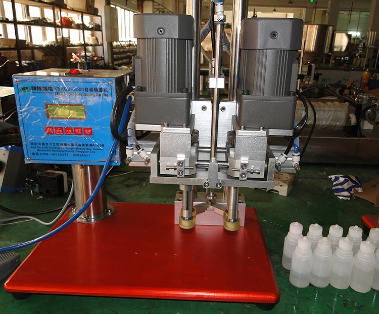 Factory direct sale Desktop Bottle Capping Machine