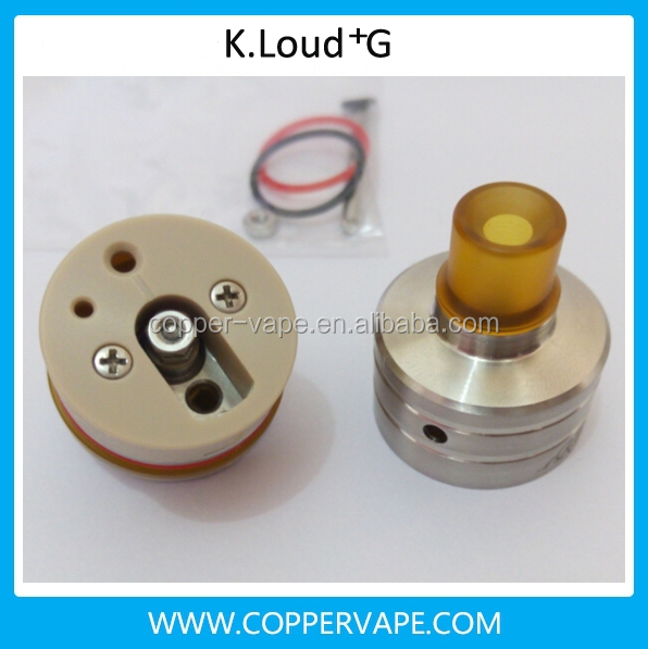 Russia Korea most popular k.loud + g top quality chariot rta Factory k.loud + g clone