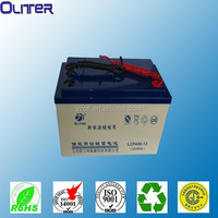 12volt deep cycle battery,sealed lead acid battery 12v90ah for security system