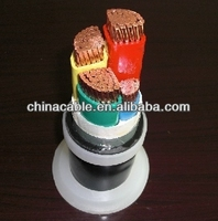 Low voltage XLPE insulation water resistant power extension cable