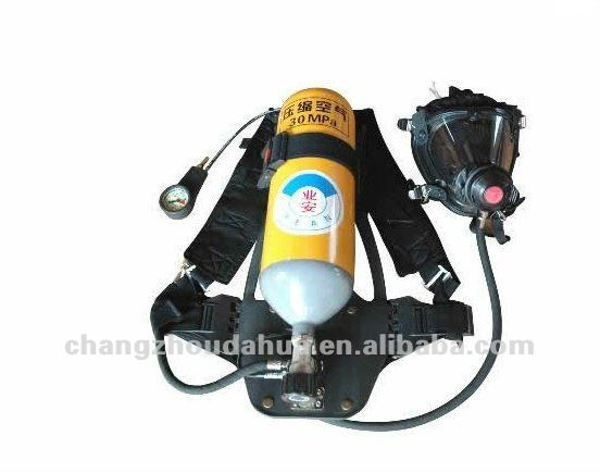2016 RHZK5/30 Steel Cylinde SCBA Self Contained Breathing Apparatus