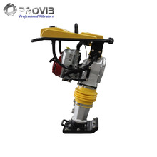 made in China good price vibratory earth tamping rammer machine
