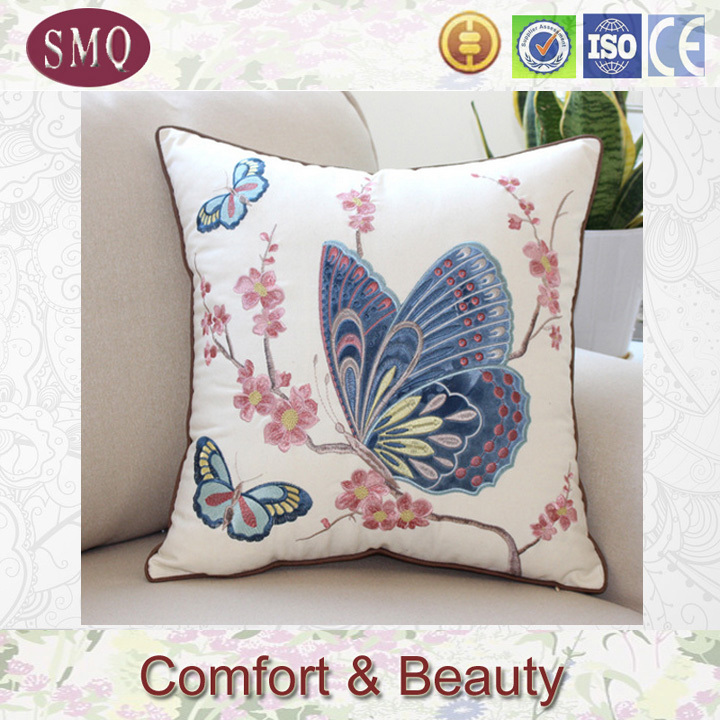 29 Fantastic Hand Embroidery Designs Pillow Covers | makaroka.com