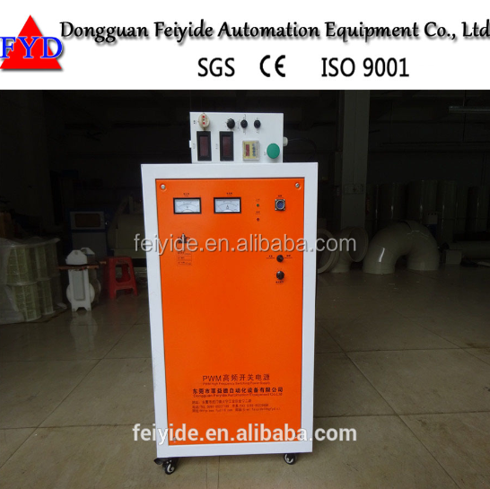 Feiyide Plating Rectifier for Chrome,Zinc, Nickel, Copper, Gold and Silver