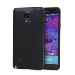 Factory price High Quality Soft gel tpu cilicone case for samsung galaxy note 4,for galaxy note 4 tpu case