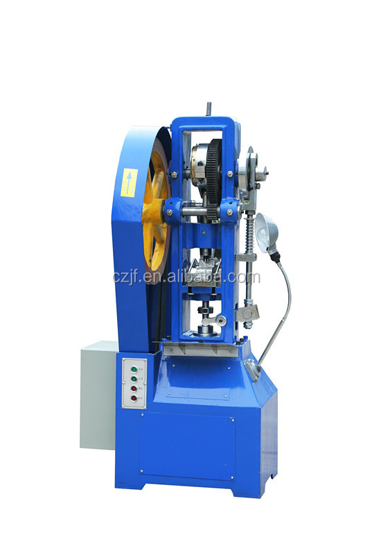 THP-10 Camphor ball single punch tablet press machine