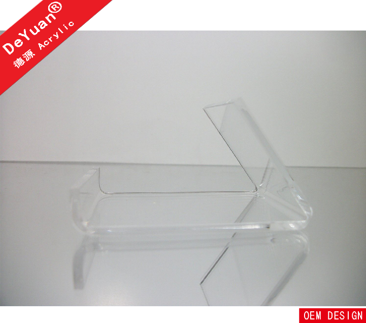 Mobile phone display stand for phone with new acrylic material
