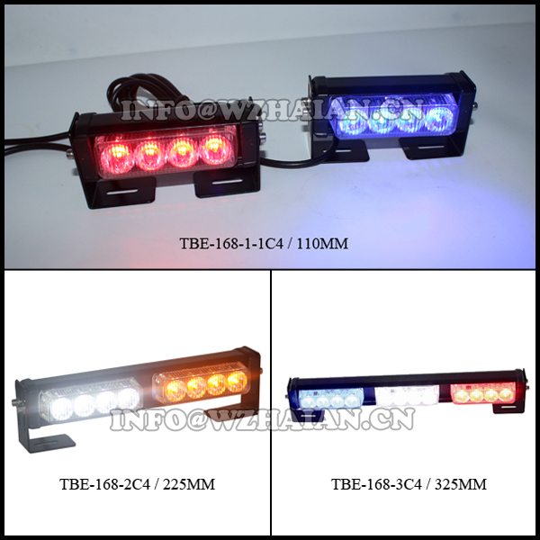 High-Intensity LED Directional Arrow Bar 37.5'' TBE-668-16C4