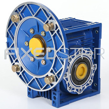 FIXEDSTAR NRV Type Double Input Worm Gearbox