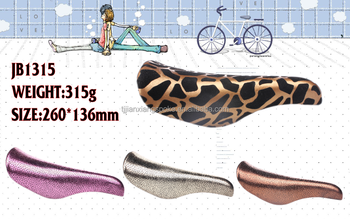 JB1315 color bicycle saddle for sale