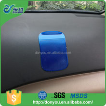 Magic nano pu gel holding mat non slip silicone rubber pad