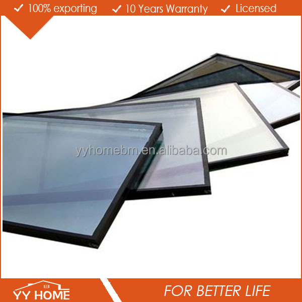 YY Home Insulated glass for curtain wall, insulated glass panels, price insulated low-e glass
