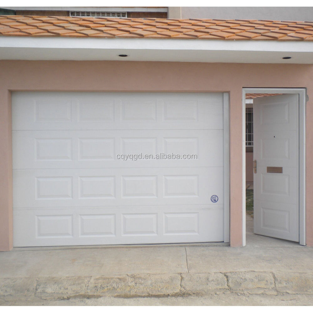 Side opening garage doors made in china buy side opening Garage with doors on both sides