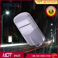 YANGFA LD02 aluminium alloy body cob 125w street lamp led