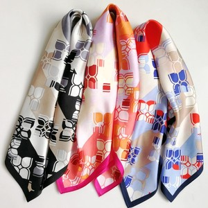No Minimum 100% Pure Silk Scarf Suzhou Custom Design Digital Printed Silk Scarves
