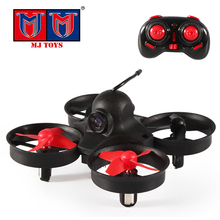 2.4G remote control fpv four rotor aircraft mini drone camera with headless mode