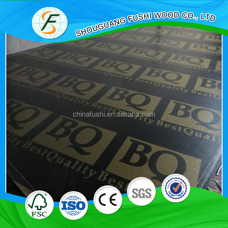 Cheap 8x4 phenolic bp film faced plywood