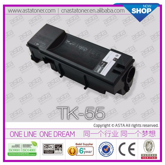 TK 55 TK 57 toner cartridge for kyocera